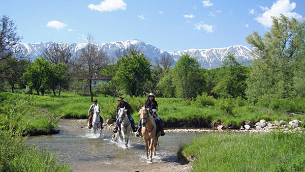 Bulgaria, Balkan Mountains
