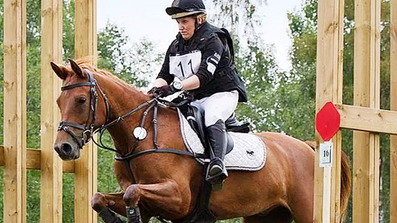 Ireland, Galway � Eventing Course with Anna Fagrell 16-20 September 2021