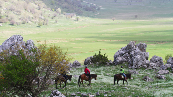 Albania - Zagoria Trail Ride