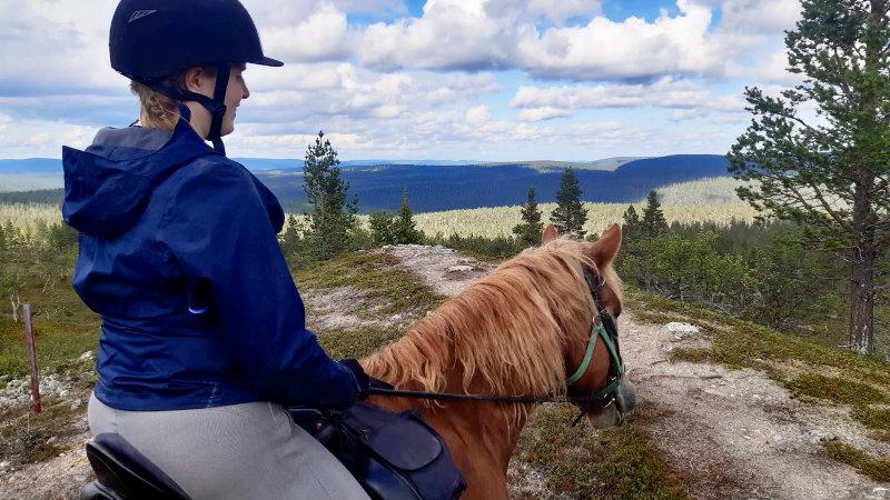 Finland, Northen Lapland - Arctic trail to Lappish gold
