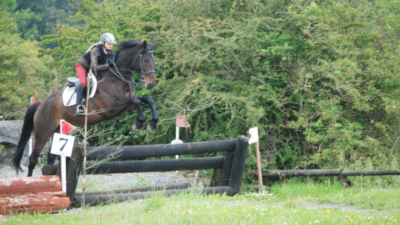 Ireland, Galway - Cross-Country Riding