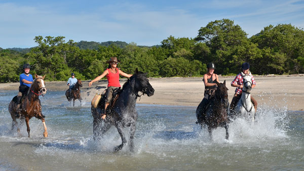 riding holiday costa rica