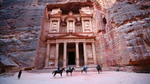 Riding Holiday Jordan Petra Wadi Rum Horse Riding Holiday Horsexplore