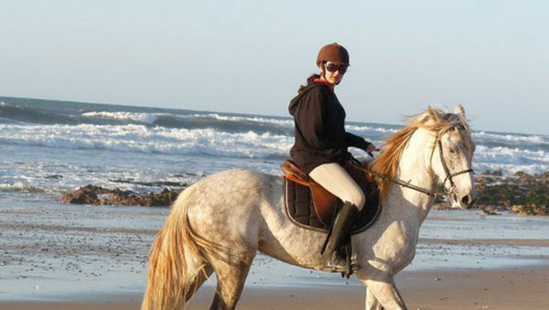 riding holiday morocco