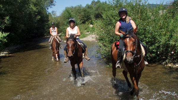 Transylvania Trail Ride - different accommodation each night