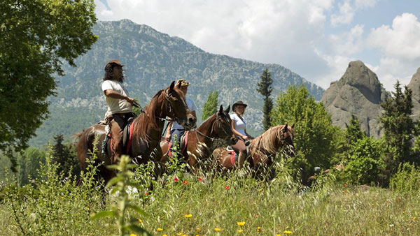 Turkey, Antalya - The Taurus Trail Ride of Contrasts